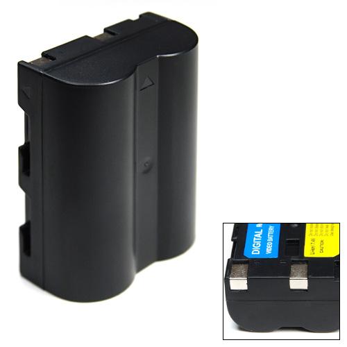 2x BATTERIA Sigma sd14 sd-14 bp21 bp-21 bp21 Battery